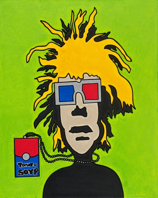 Andy Warhol (can of Soup)