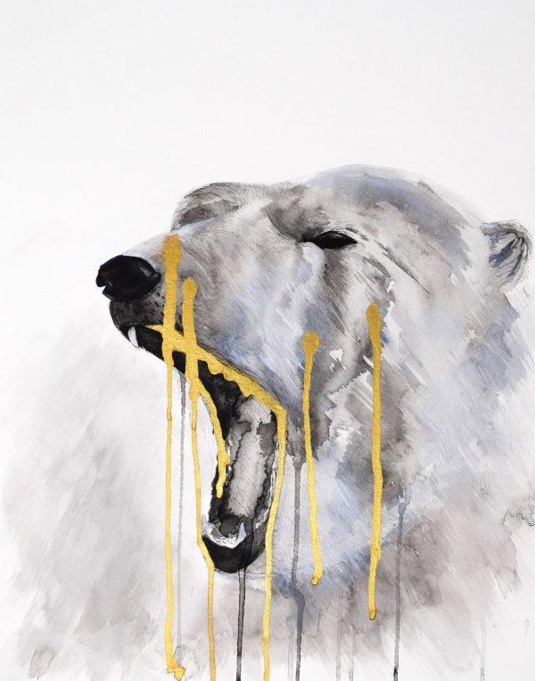 stefanie_demas_polar bear