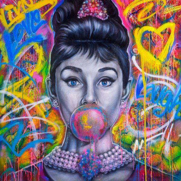Graffiti Magic III - bluefineart