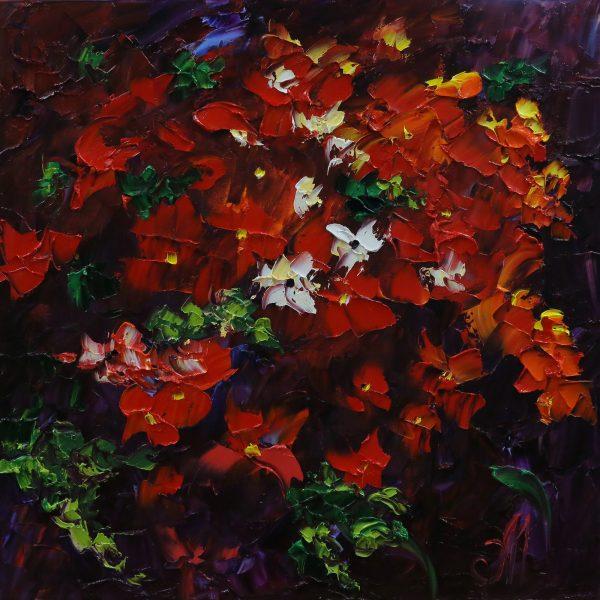 Red Flowers - MINA61