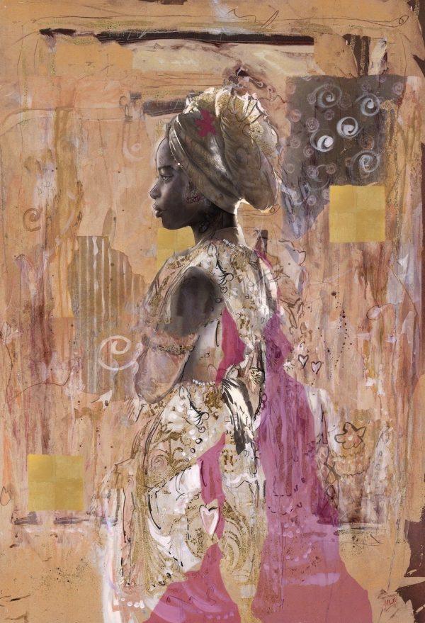 African VI - Marta Wiley