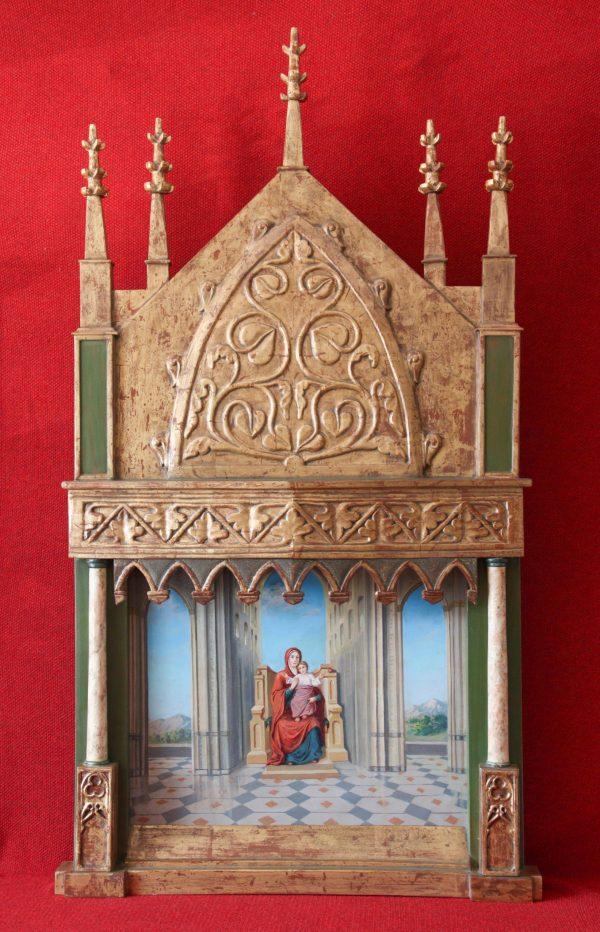 Beauvais retablo