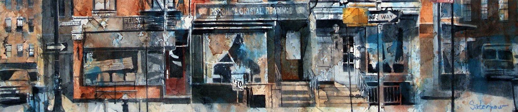 Tim Saternow Paintings