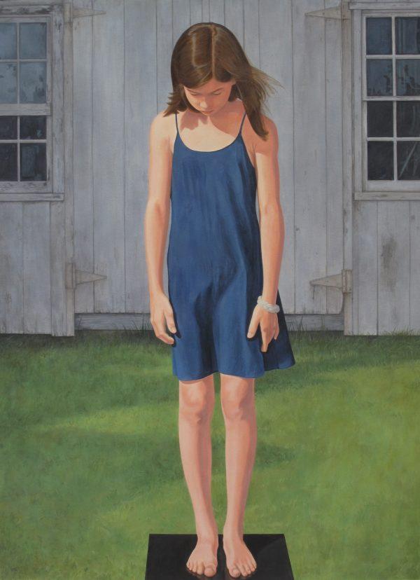 Blue Barn - Noelle Giddings