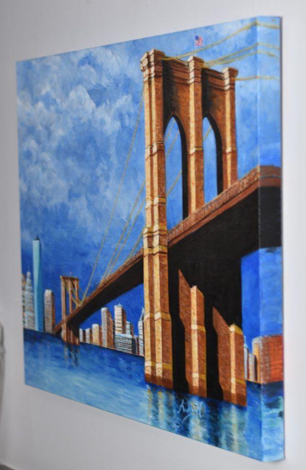 BROOKLYN BRIDGE / #NEWYORKTOUGH