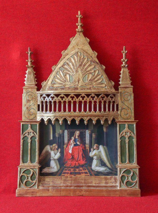 Chartres retablo