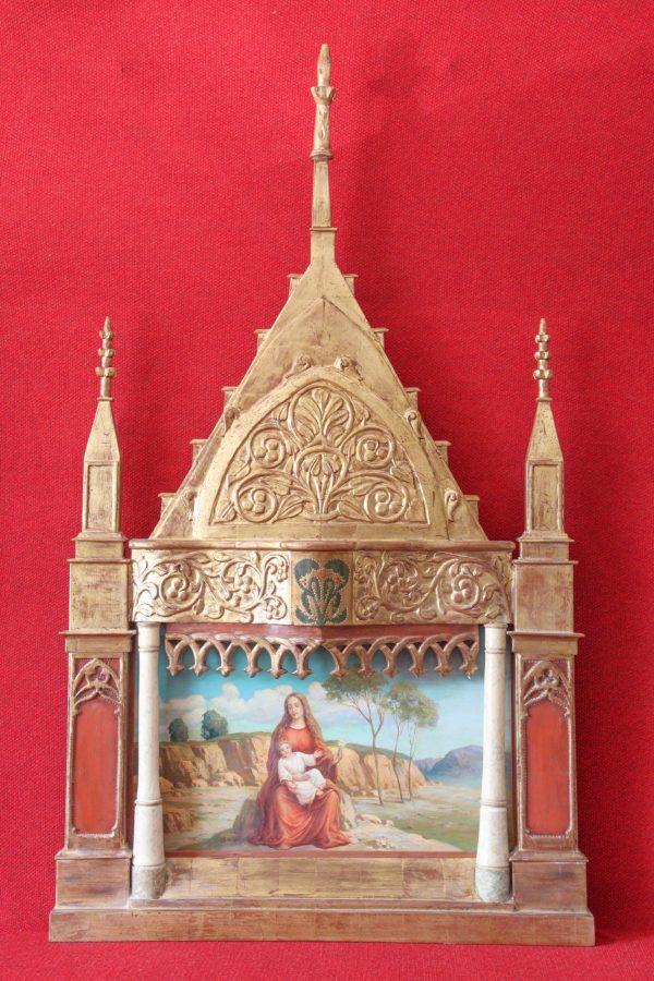 Clairvaux retablo
