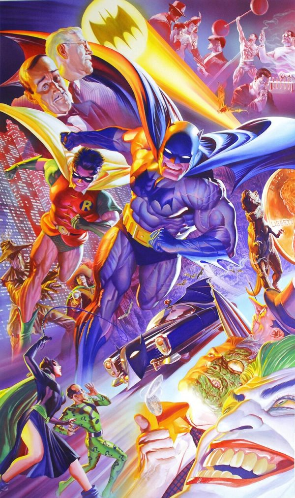 Batman and Robin 75th