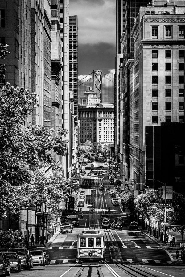 Charles Santora_California Street