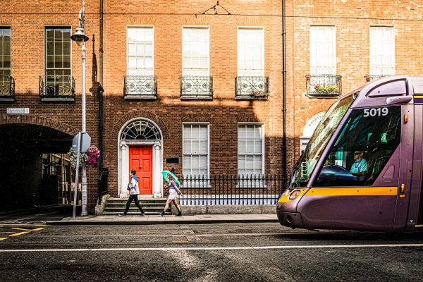 Charles Santora_Dublin Street Car II