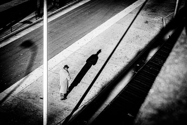 Charles Santora -Shadow Man