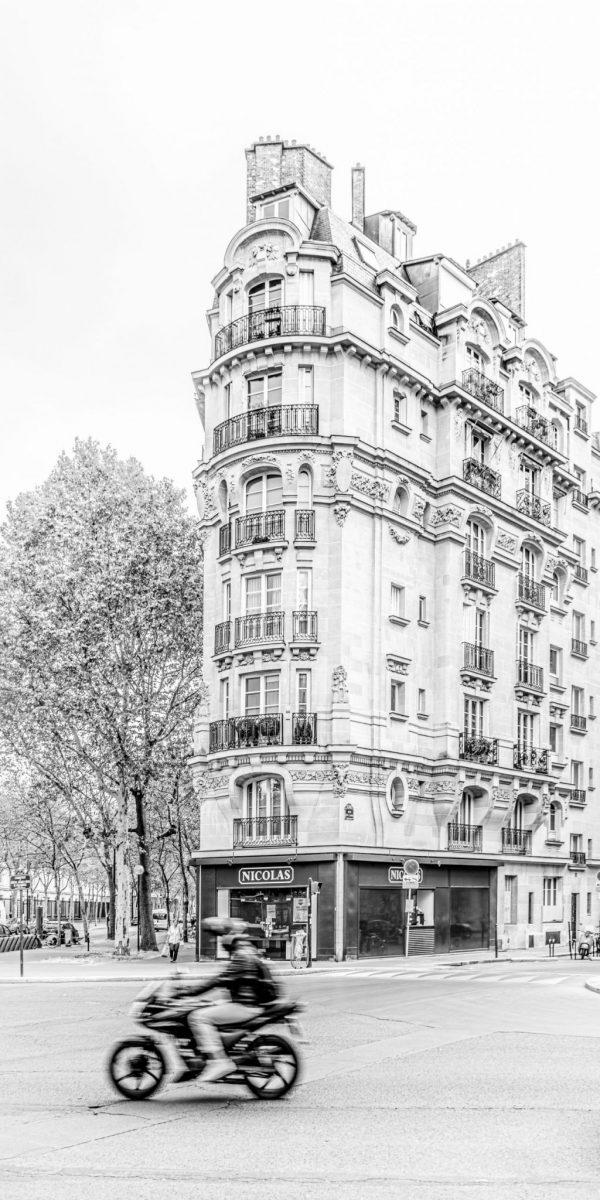 Paris, France - charles santora