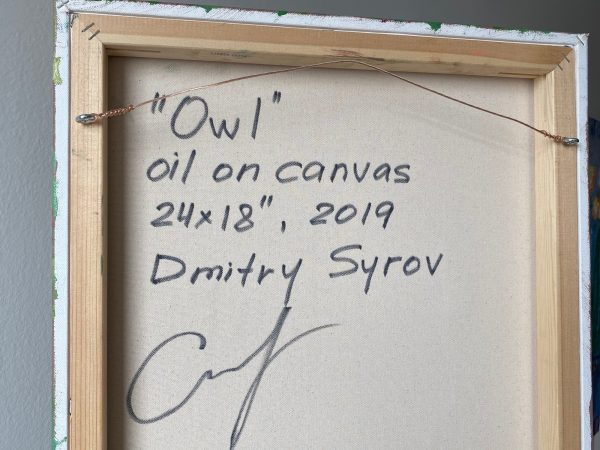 Dmitry Syrov, Owl