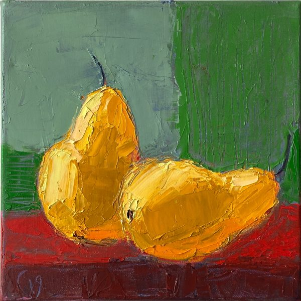 Dmitry Syrov, Pears