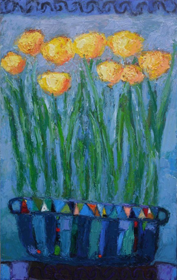 Dream Flowers - Syrov Art Inc