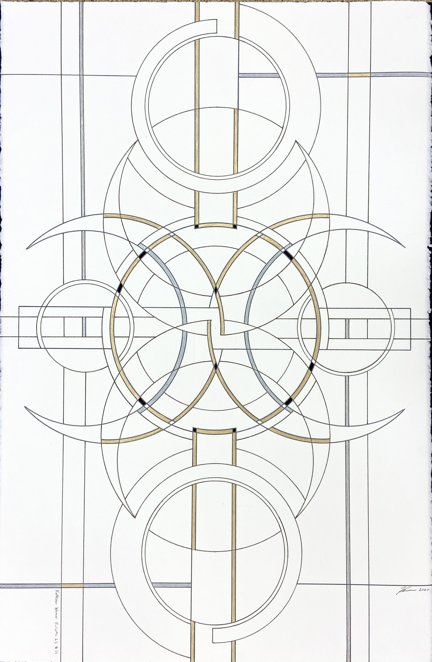 Ecliptic Line Study #11