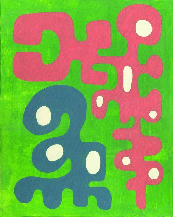Erika Ehrman-Large Green