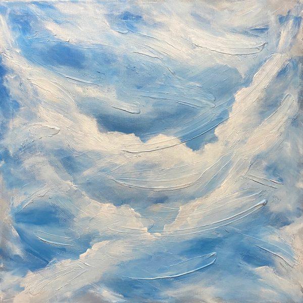 Skyscape 12 - Chadwick Arcinue