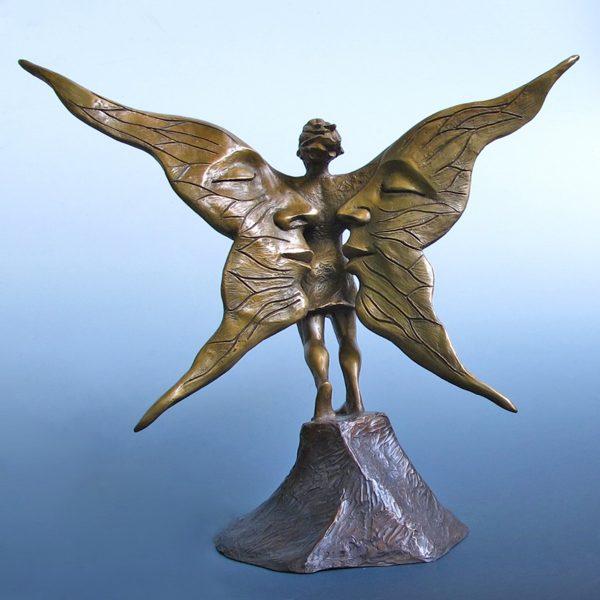 Gift-of-Flight-Sculpture-Michael-Alfano