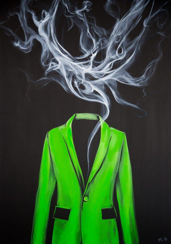Green - Mher Khachatryan