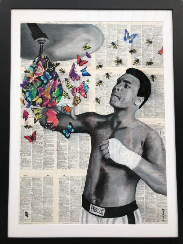 Ali Butterfly - Grant Rosen