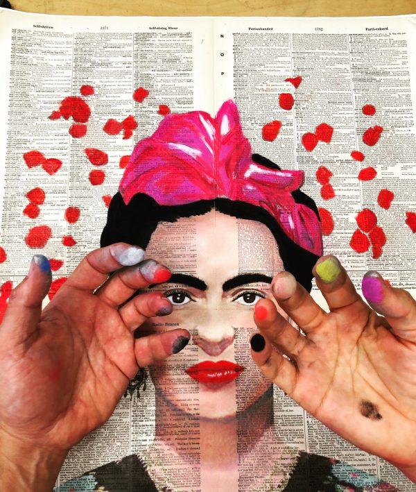 Frida Rose - Grant Rosen