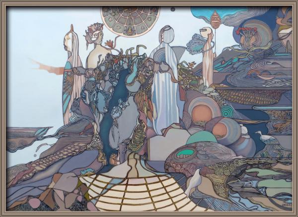 surrealism by Alexay Adonin. Artios Gallery