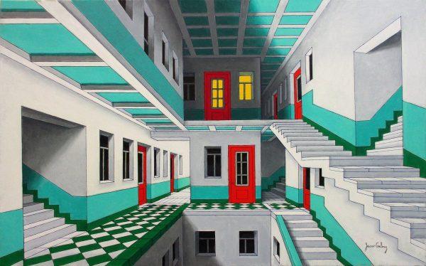 Interior in Green - Artios gallery