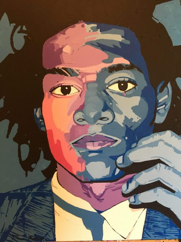 Jean Michel Basquiat The Original - Rita Hisar