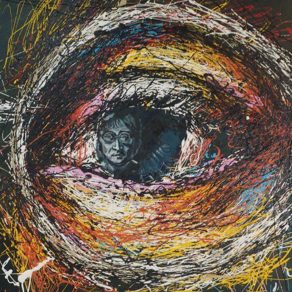 John Lennon's Eye - farrand fine art