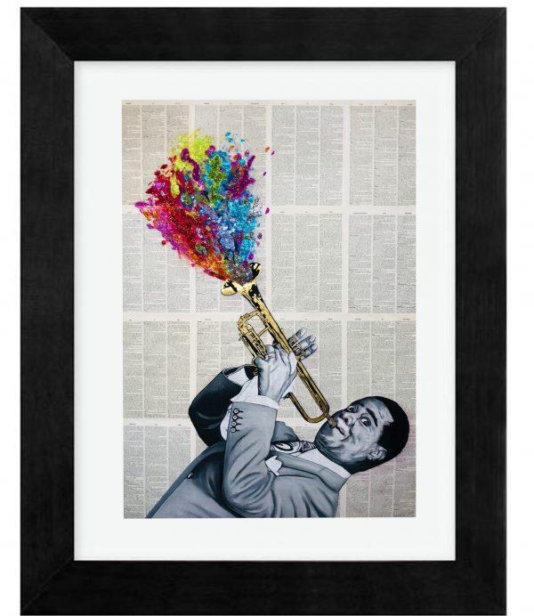 Louis Armstrong - Grant Rosen
