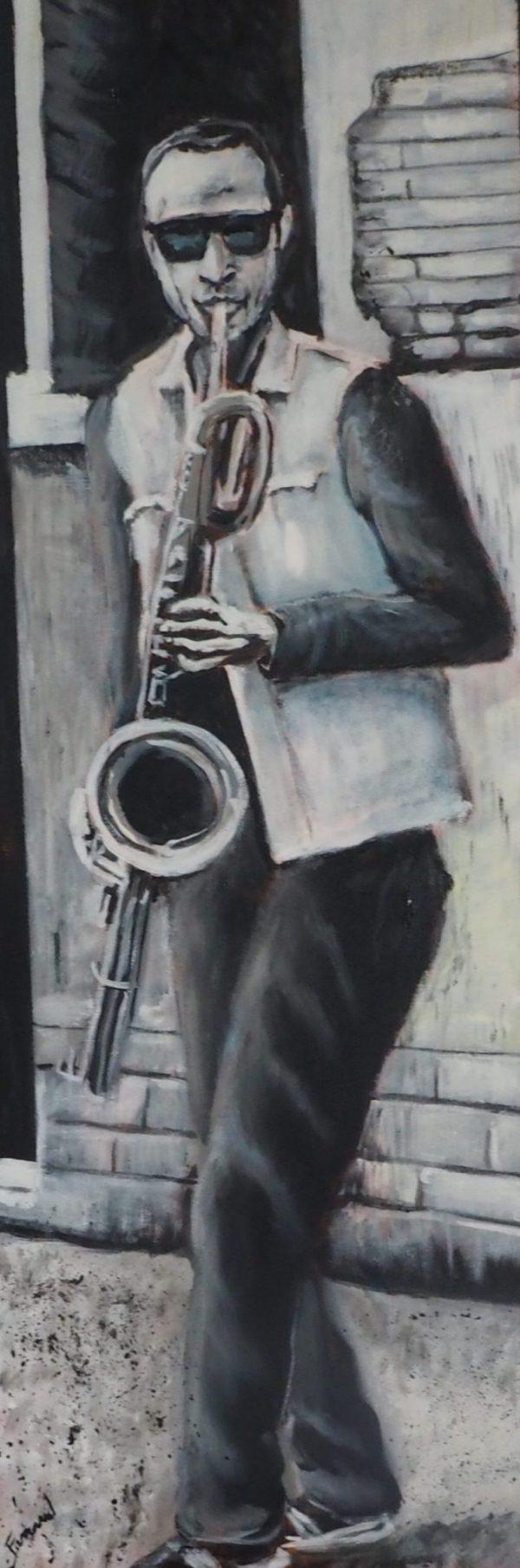 Music in the Streets - farrand fine art