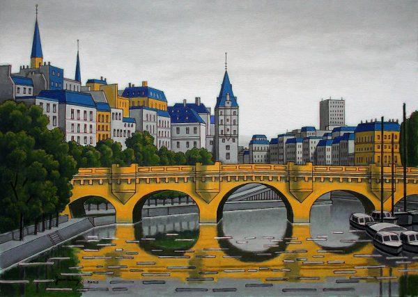 Paris, France - Artios gallery