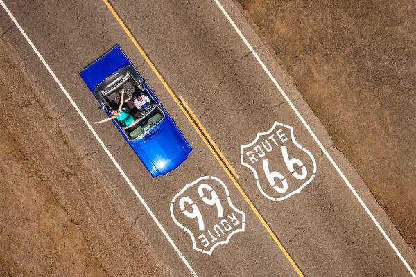 Cruising the Route 66 - RafWillems
