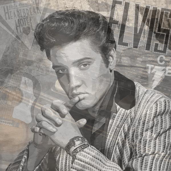 Elvis - Heather Lee Fazzino