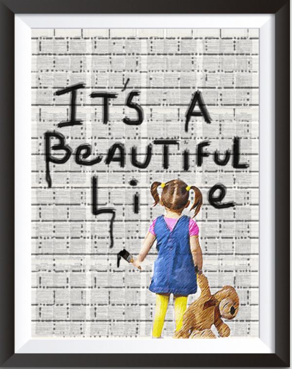 It's a Beautiful Lie ( life ) - Grant Rosen