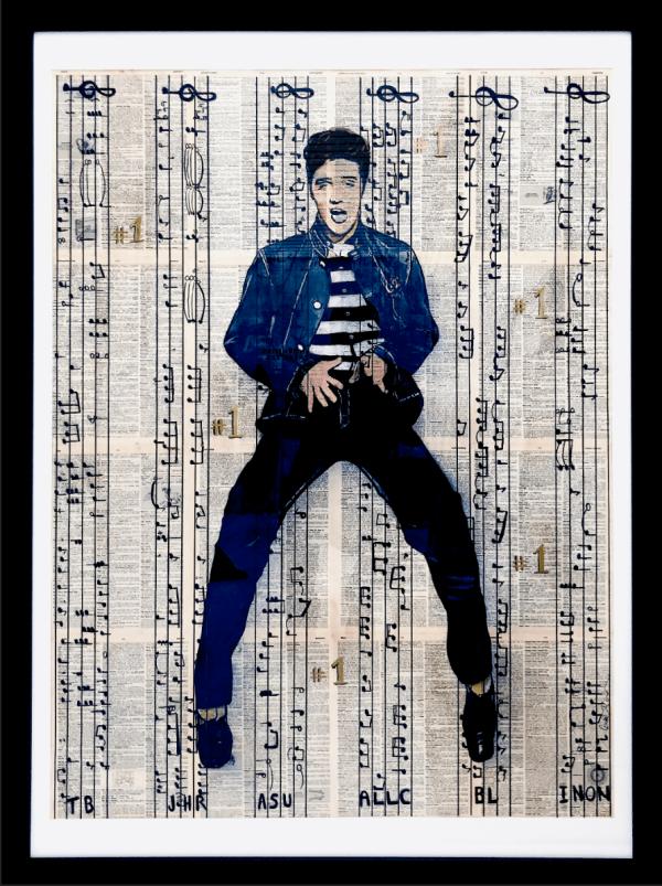 Elvis-Behind Bars - Grant Rosen