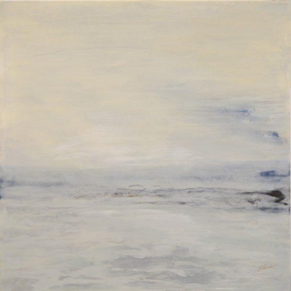 Solice In Solitude by Shima Shanti, Encaustic Artist