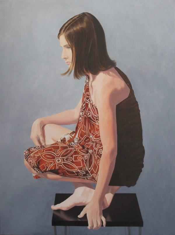 'Waiting' - Noelle Giddings