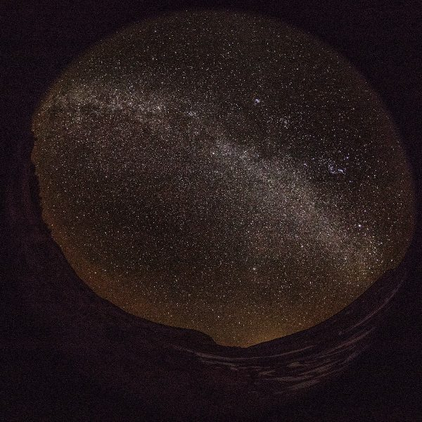 Milky Way Sky - Joel Simpson