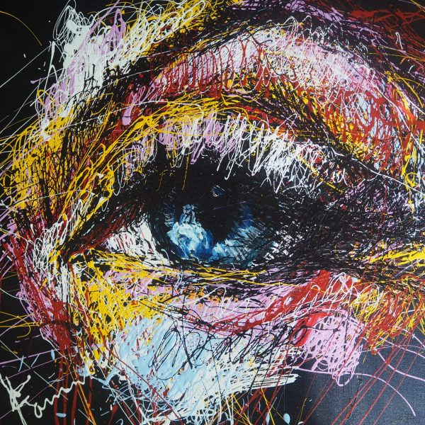 Marilyn's Eye - Farrand fine art