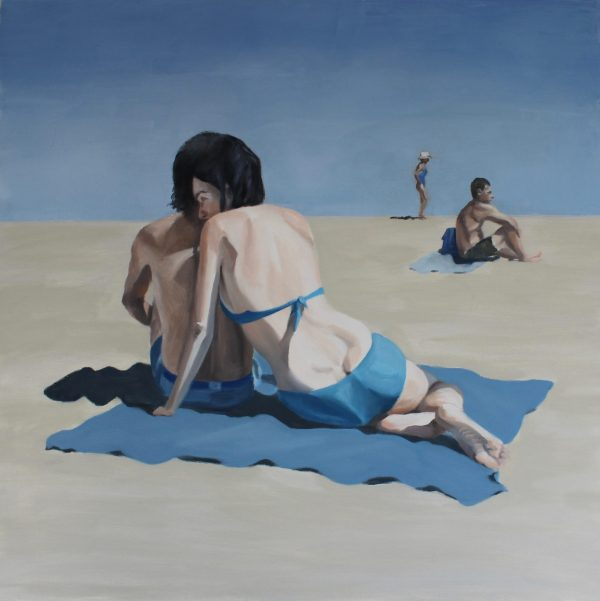 michele-riche-a day at the beach