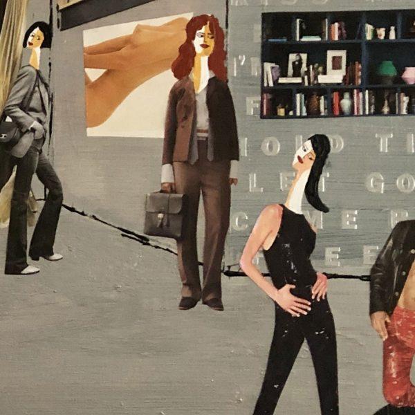 SOCIAL-DISTANCE - Jackie Fuchs