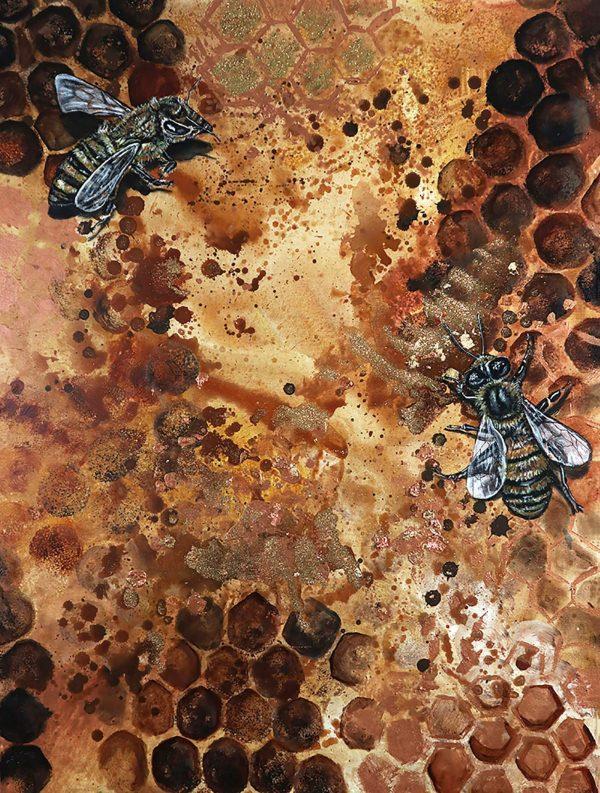 Bees - Karin Brauns