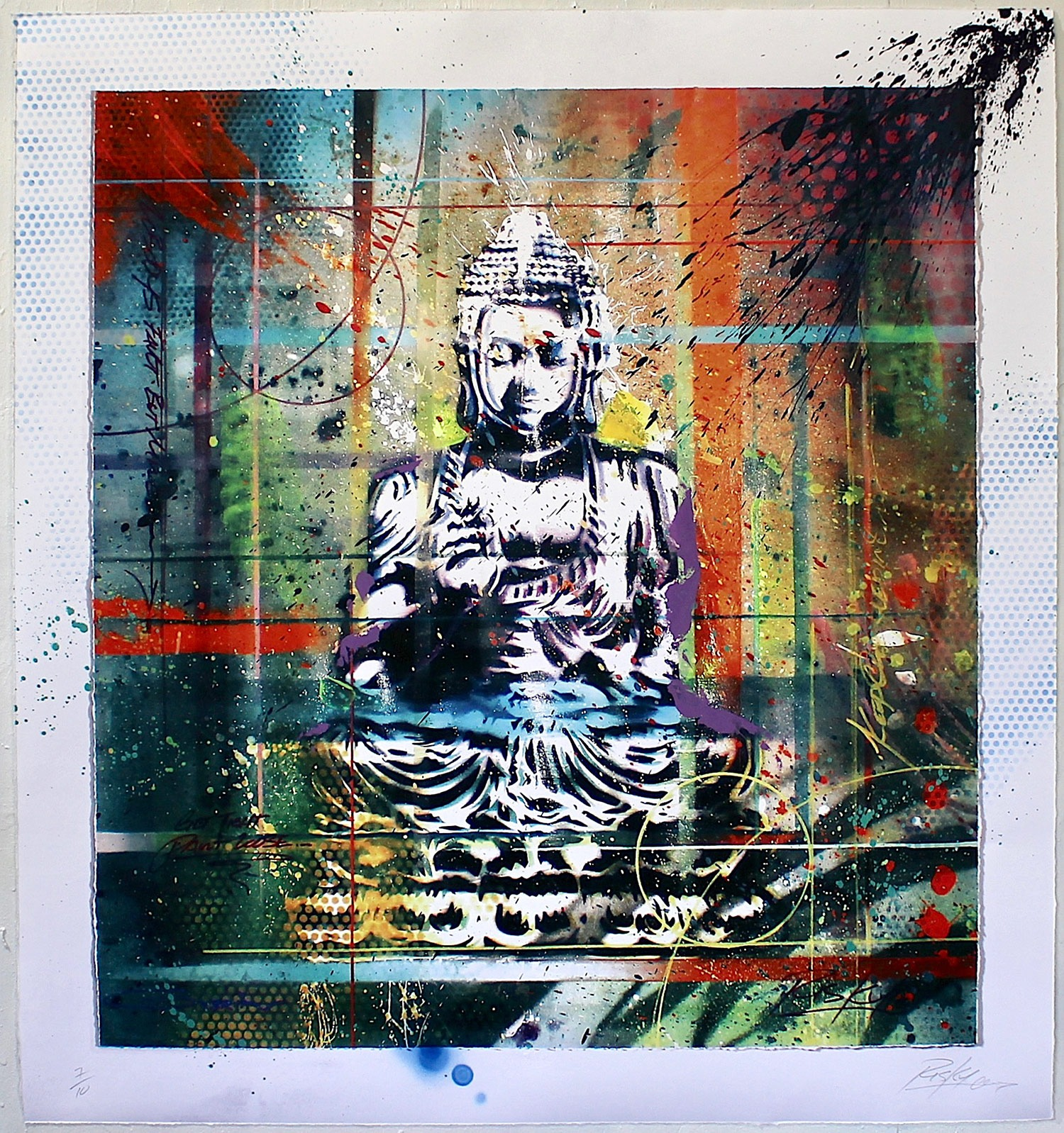 Peaceful Buddha #2