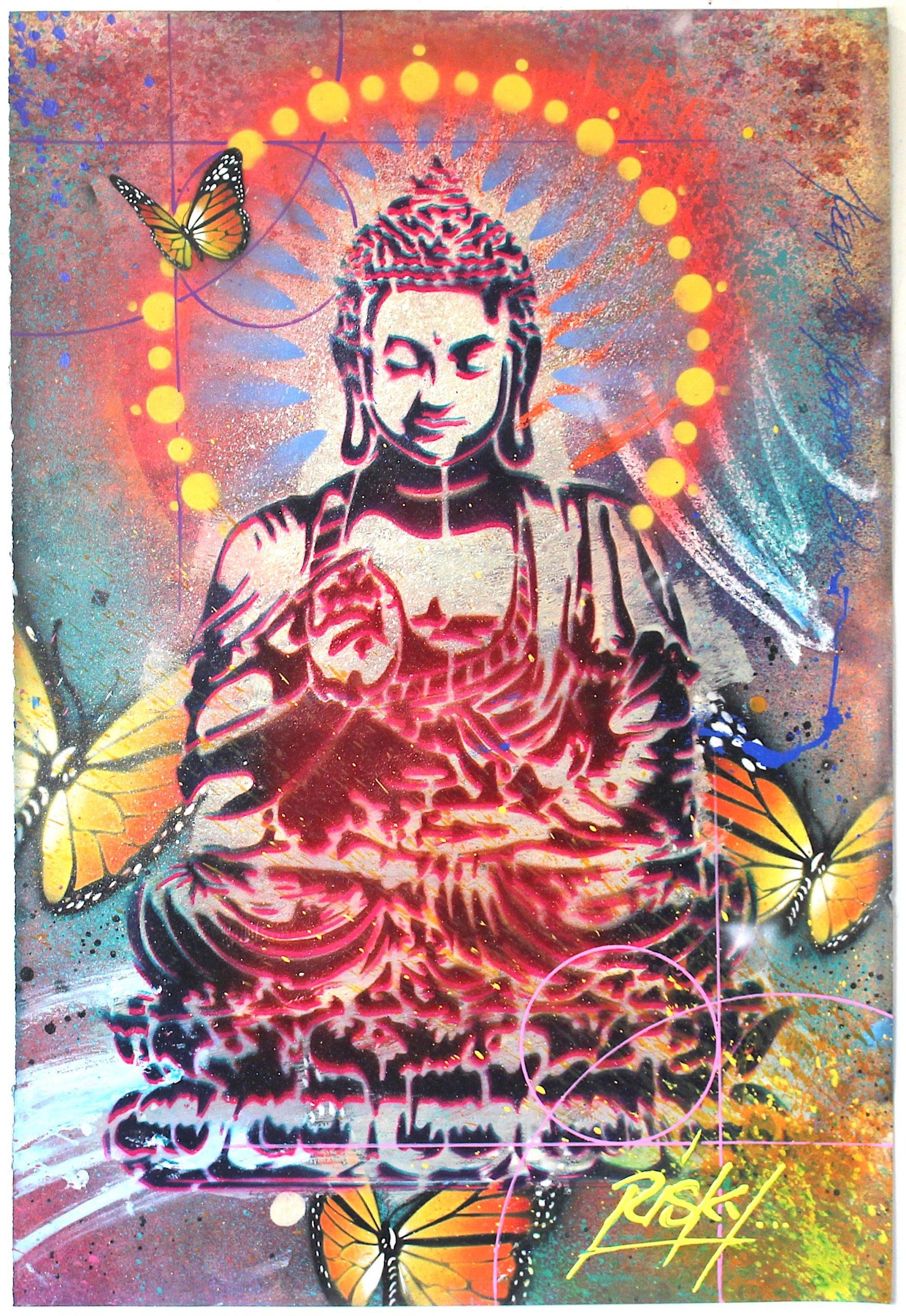 Peaceful Buddha 1