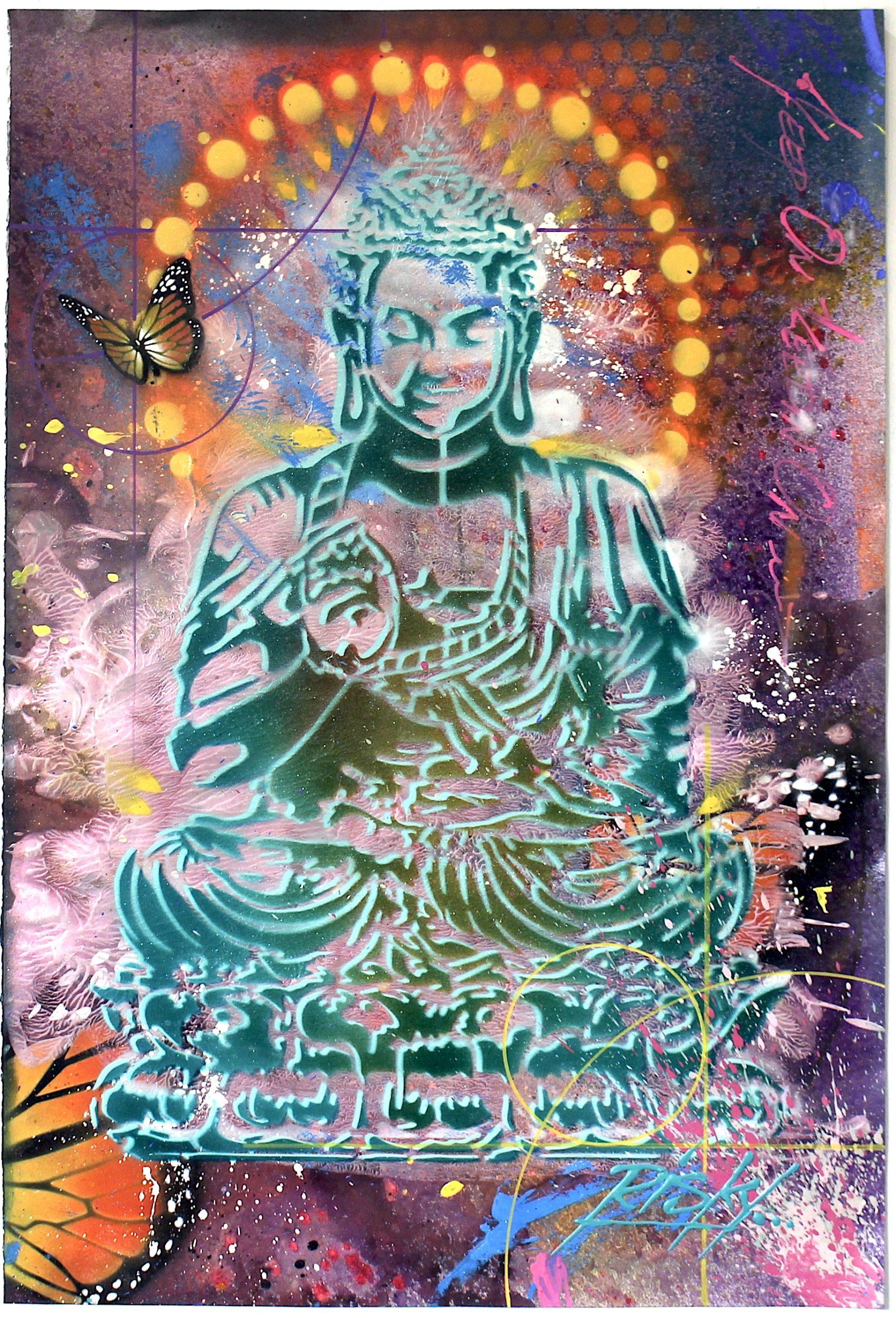 Peaceful Buddha 3