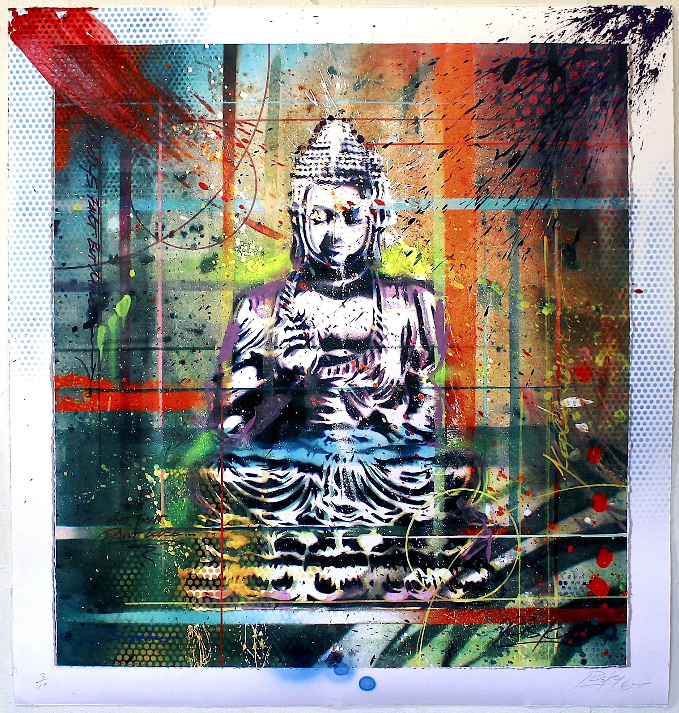 Peaceful Buddah HPM 3