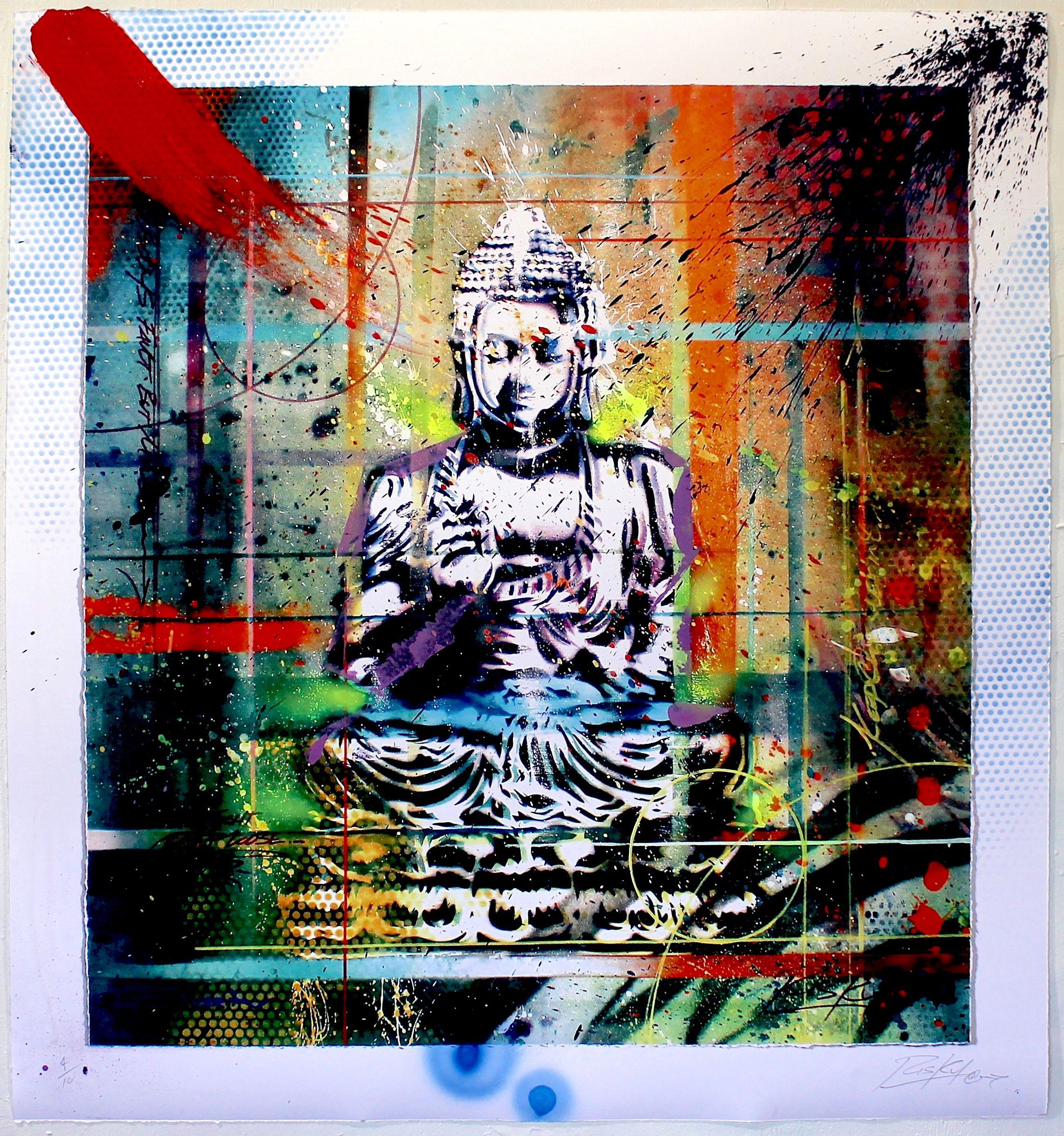 Peaceful Buddah HPM 4